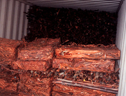 scrap copper recycling