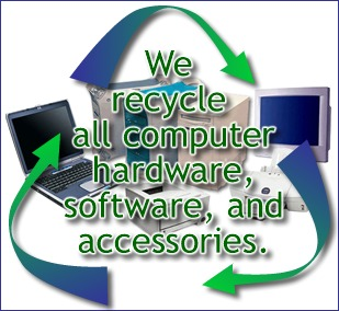 Computer Recycling | Scrap Metal Sydney